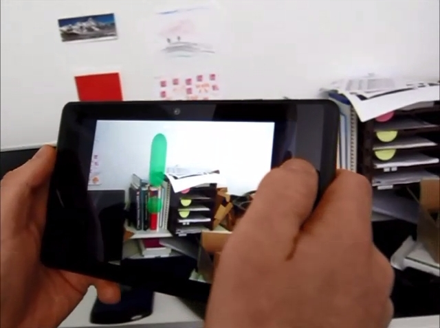 Augmented Reality Social Media