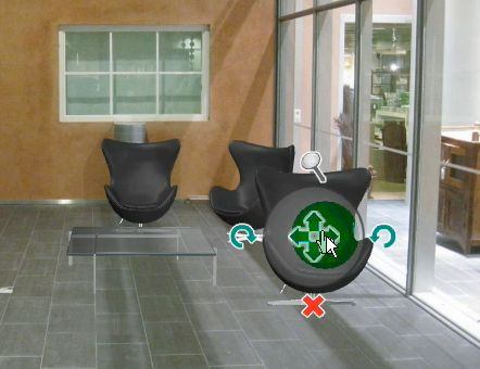Augmented Reality 3d Tracking Videos