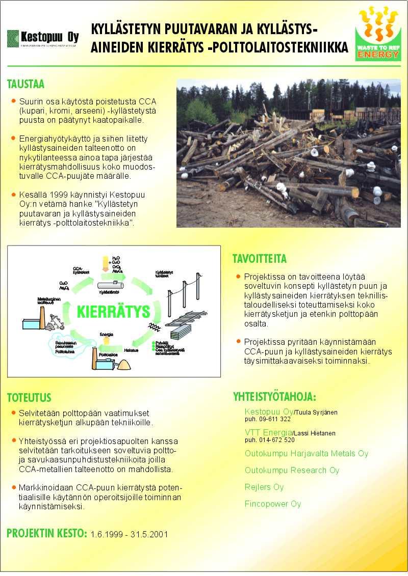 Waste to energy - Jätteiden energiakäyttö